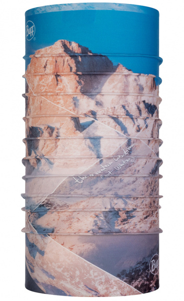 Бандана Buff Mountain Collection Original Mount Whitney, one size фото 41640