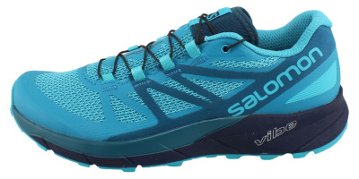 Кроссовки SALOMON SENSE RIDE W Blue Bird/Deep La фото 32785
