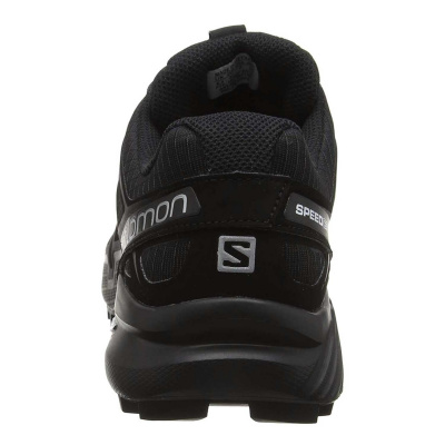 Кроссовки SALOMON SPEEDCROSS 4 WIDE Bk/Bk/BLACK фото 37755
