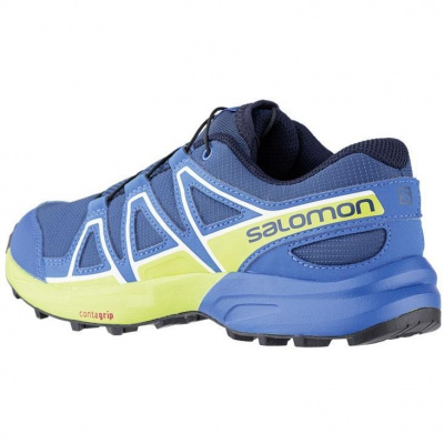 Кроссовки SALOMON SPEEDCROSS J Poseidon/Sky Dive фото 37771