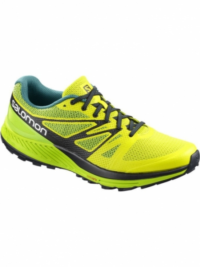 Кроссовки SALOMON SENSE ESCAPE Sulphur Sr/Lime G фото 33493