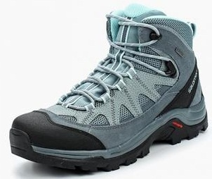 Ботинки SALOMON AUTHENTIC LTR GTX W Le/Stormy We фото 37646