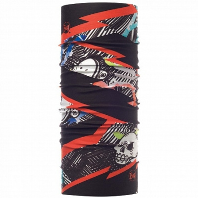 Бандана BUFF CoolNet® UV+ Bolty Multi (US:one size) фото 37205