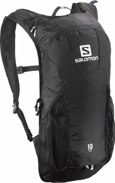 Рюкзак SALOMON BAG TRAIL 10 BLACK фото 27080