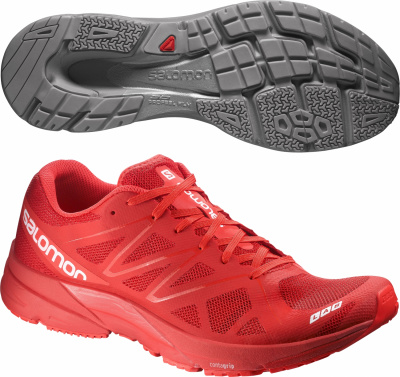 Кроссовки SALOMON SHOES S-LAB SONIC RACING RED/R фото 25104