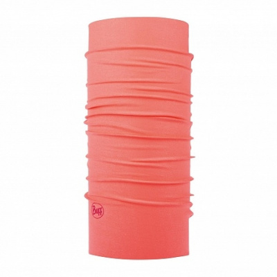 Бандана Buff ORIGINAL SOLID CORAL PINK (US:one size) фото 37240