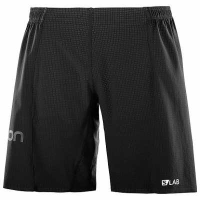 Шорты SALOMON S-LAB SHORT 9 M BLACK фото 37707
