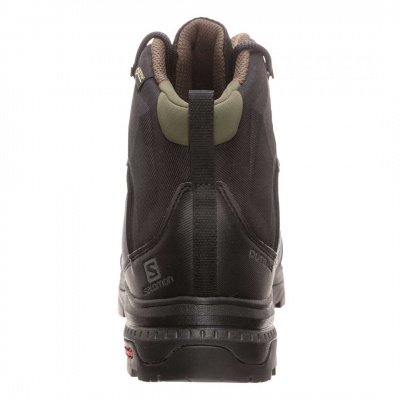 Ботинки SALOMON OUTback 500 GTX Ebony/Bk/Grape L фото 37245