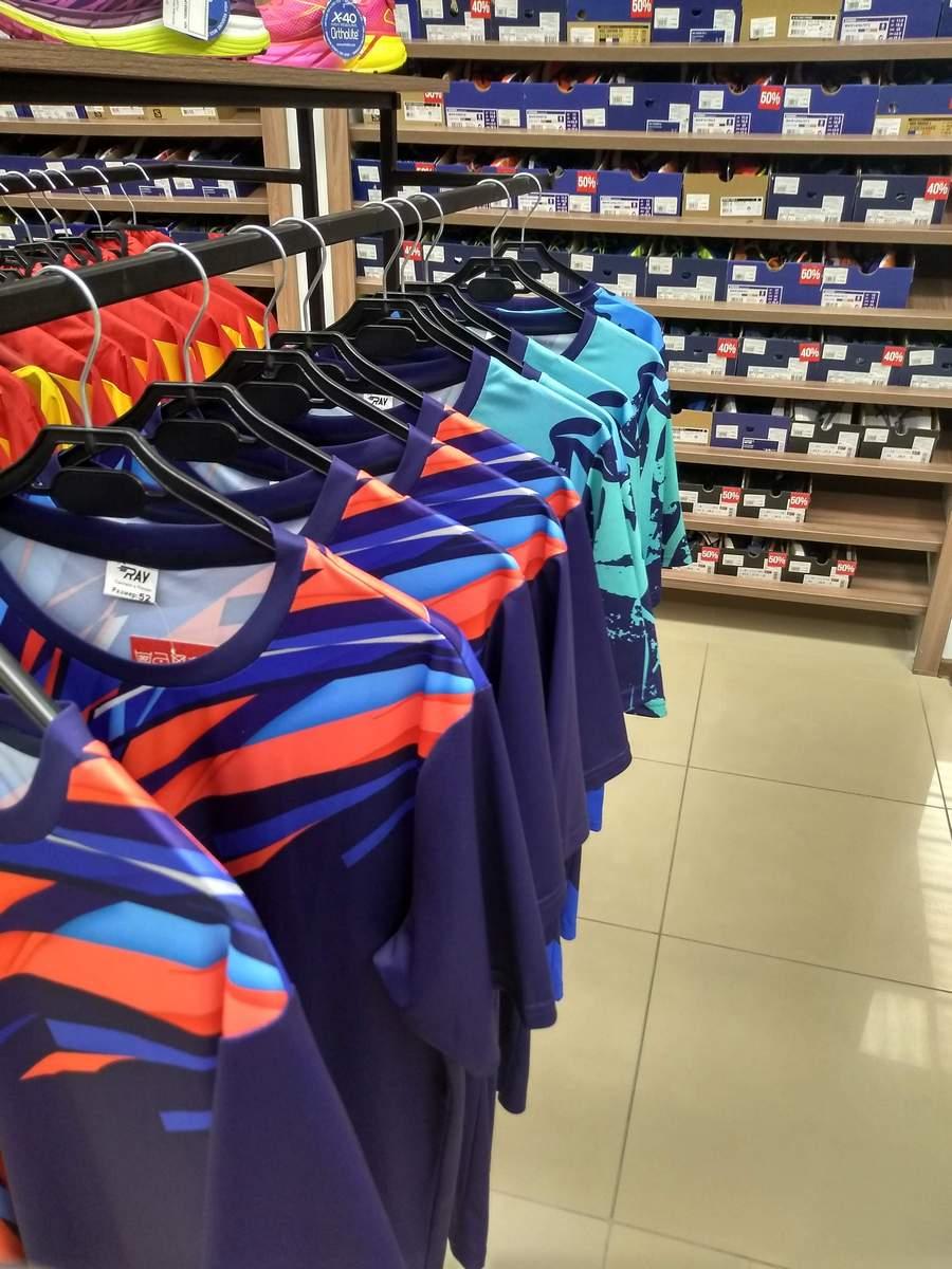 Ray Магазин Спортивной Одежды В Екатеринбурге